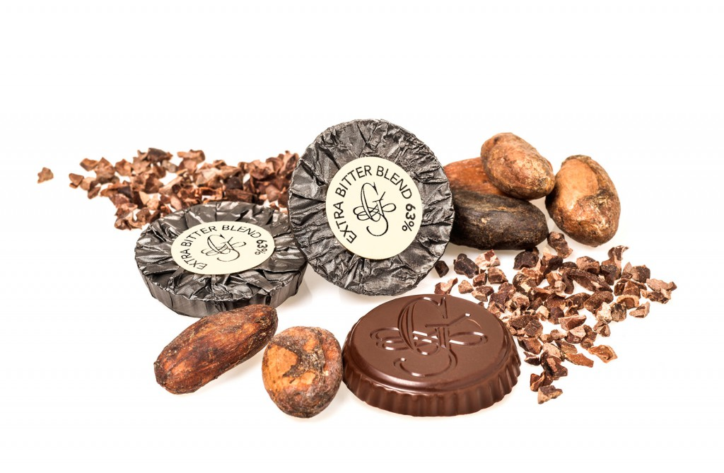 Dark Chocolate Blend 63% Cialdina