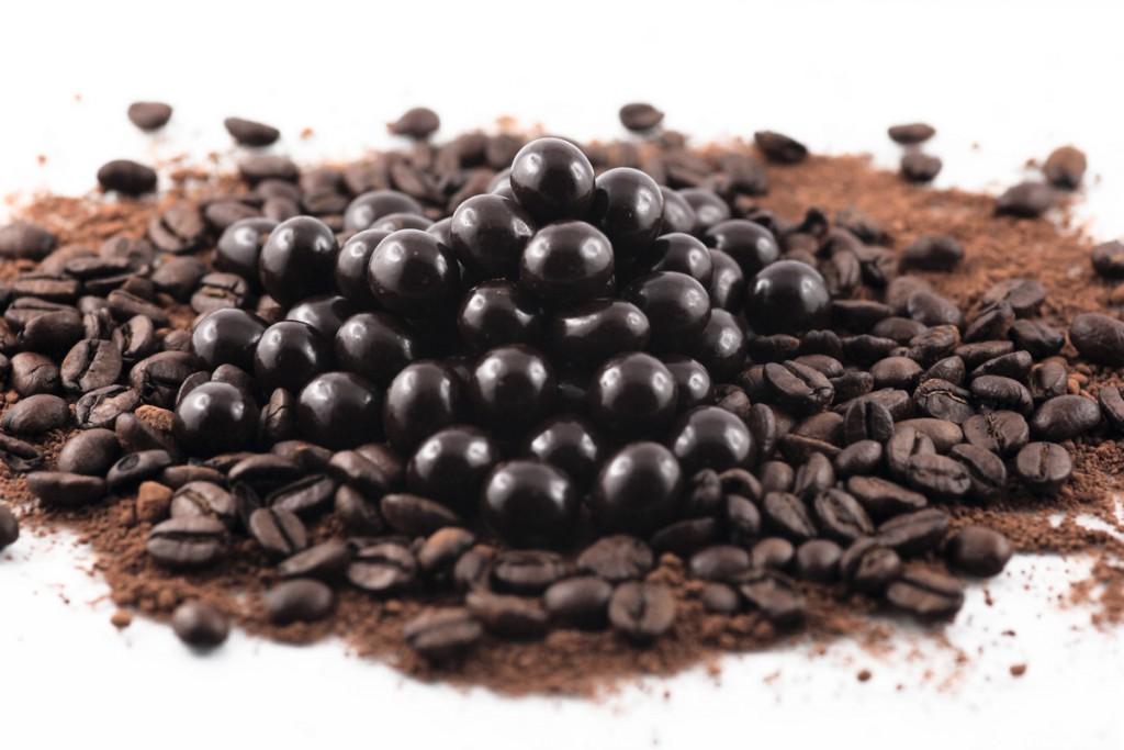 Chicchi di Caffè Ricoperti Extra Bitter