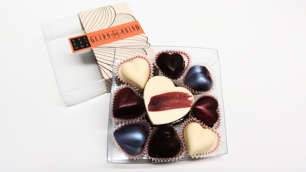 In love with… Chocolate?
