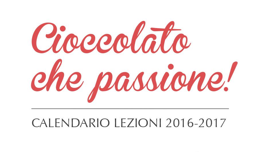 Lezioni di Cioccolato: Ripartono i nuovi corsi!