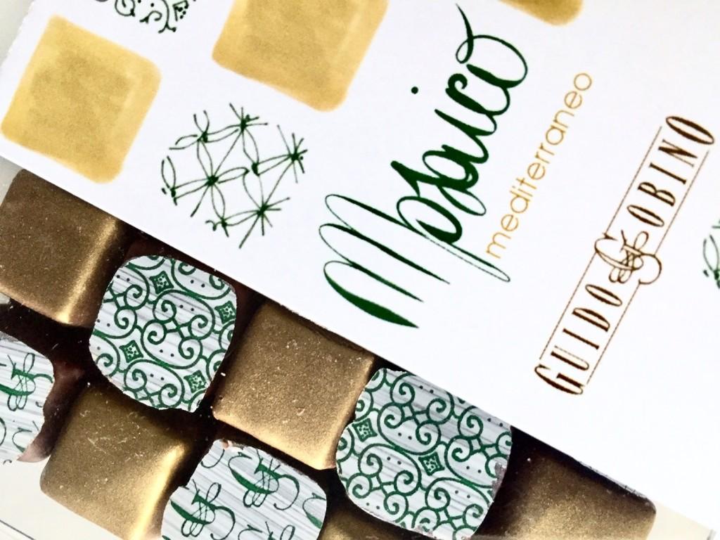 Un mosaico mediterraneo… di cioccolato!