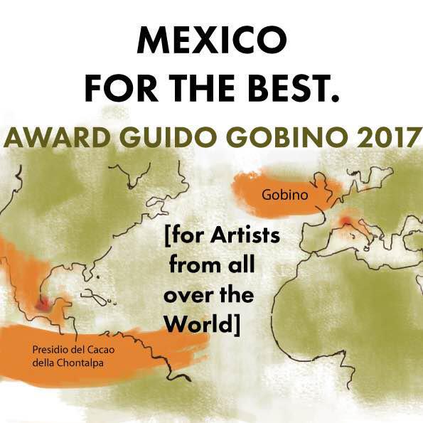 Open Call Guido Gobino finalists