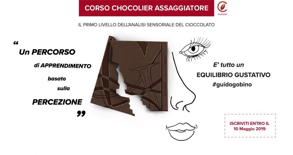 Corso Chocolier Assaggiatore