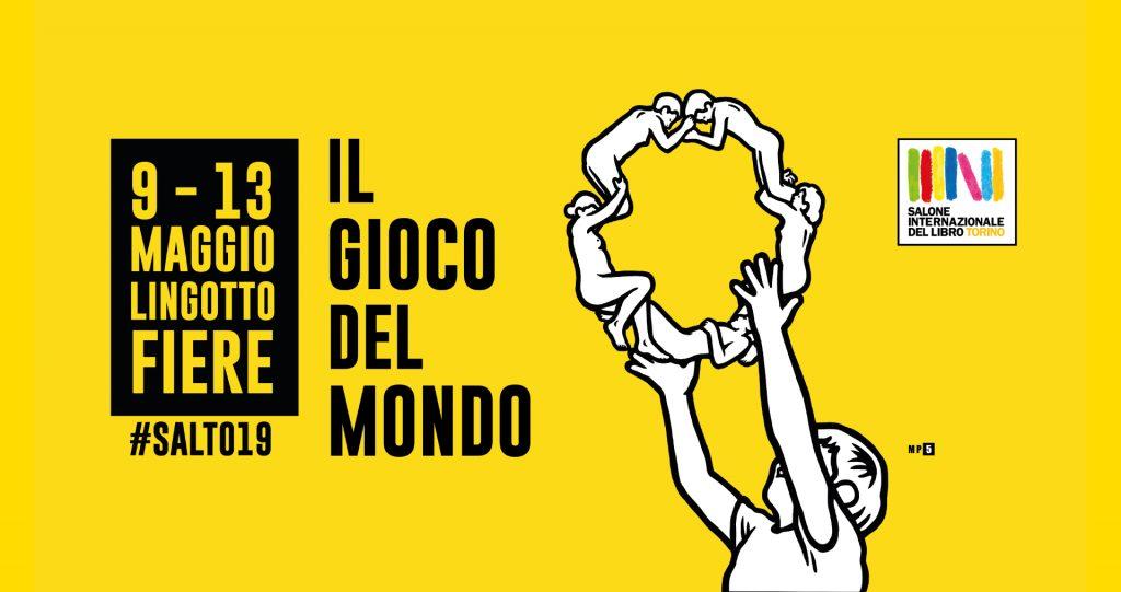 Guido Gobino e il Salone Internazionale del Libro di Torino 2019